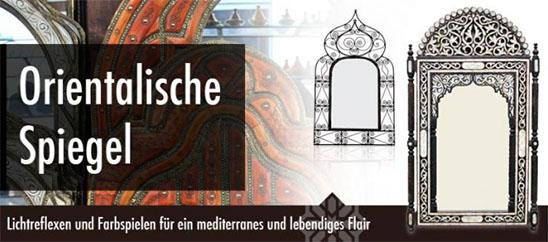 Orientalische Möbel aus marokkanischer Handwerkskunst