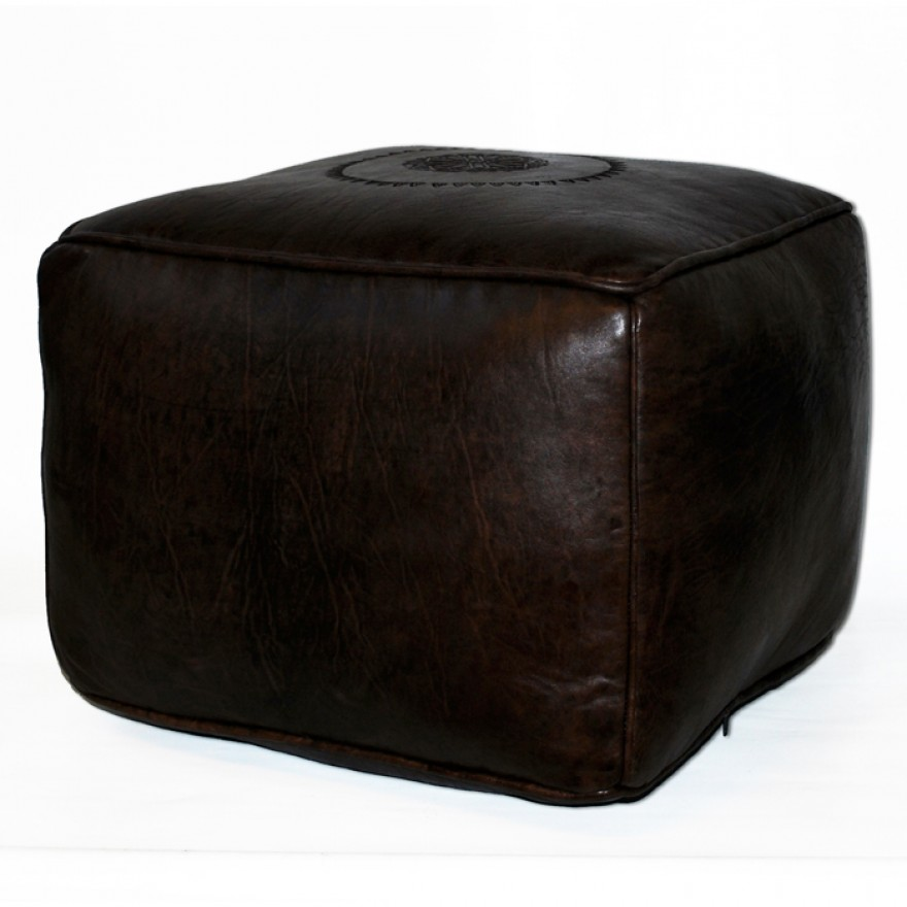 leder bodenkissen. Black Bedroom Furniture Sets. Home Design Ideas
