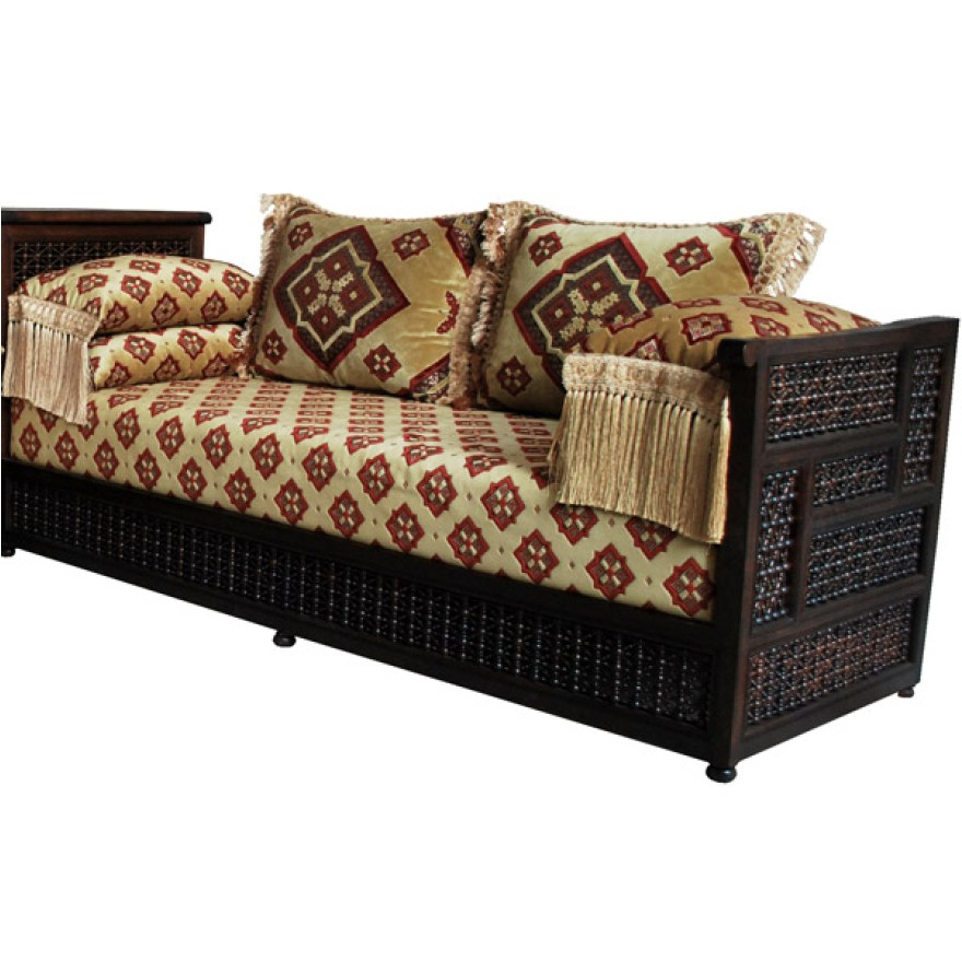 orientalische sitzecke moscharabi. Black Bedroom Furniture Sets. Home Design Ideas