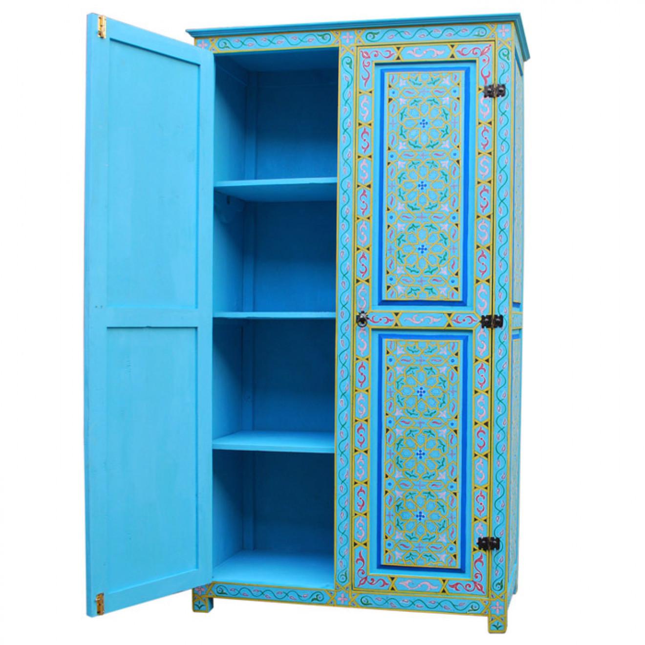 orientalischer holzschrank shibi. Black Bedroom Furniture Sets. Home Design Ideas