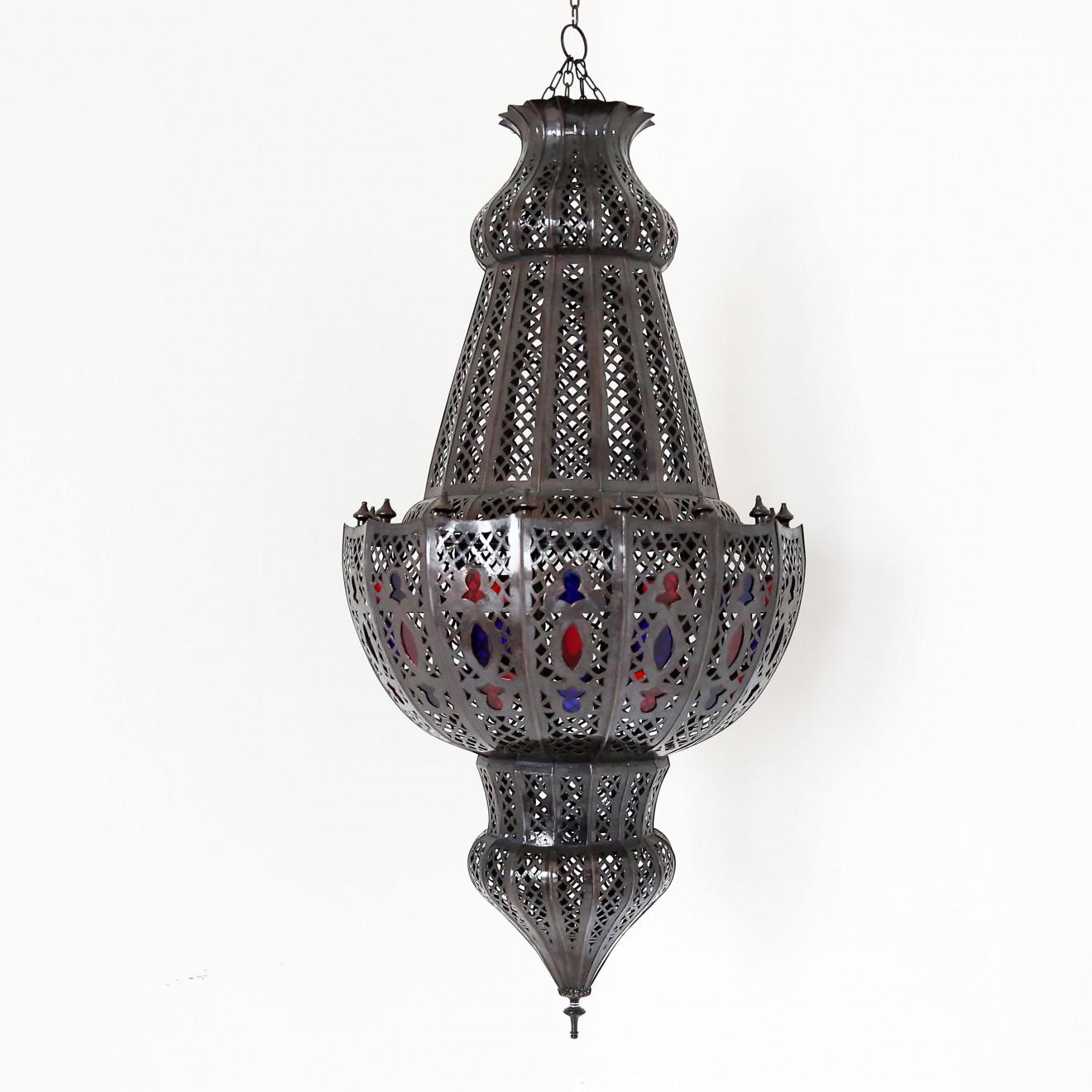 Arabische h ngeleuchte h90cm for Orientalische deckenlampe