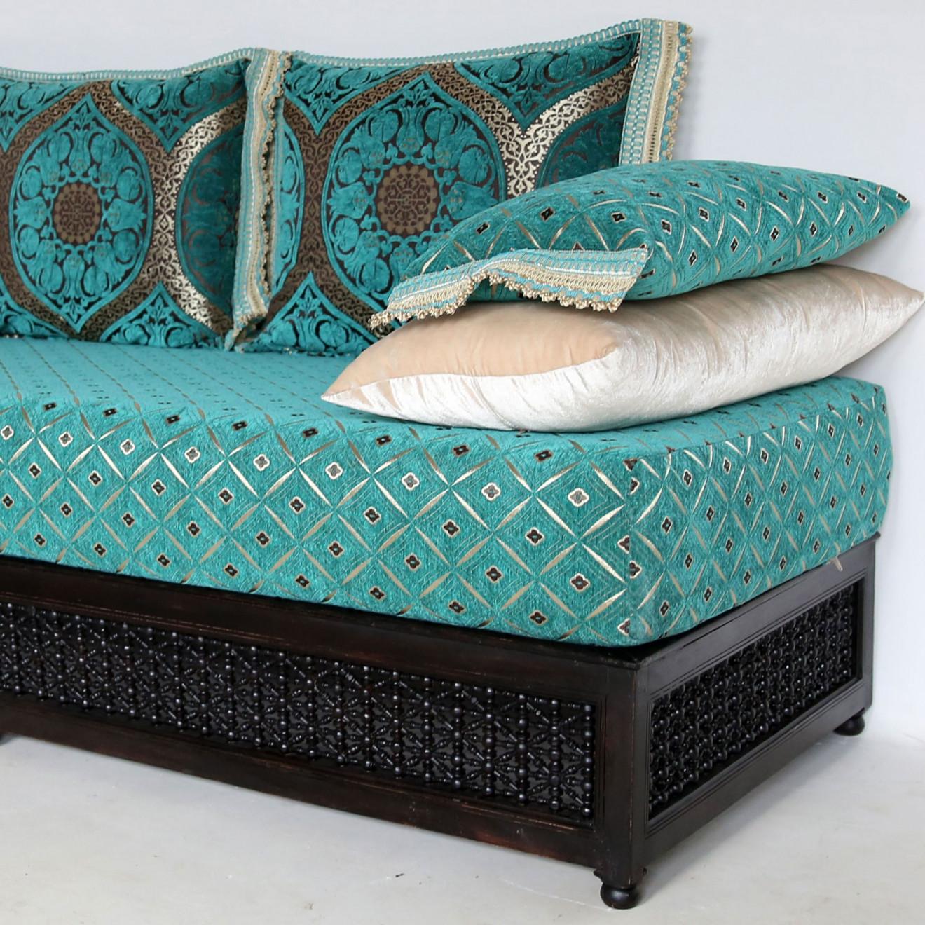 Orientalische Couch Sina