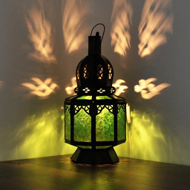 handgefertigte orientalische laterne aus marokko. Black Bedroom Furniture Sets. Home Design Ideas