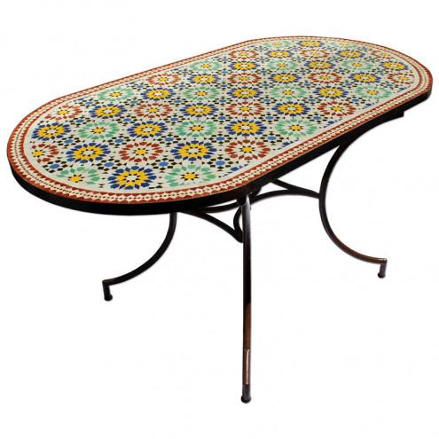 Mosaiktische Mosaikbrunnen Aus Marokko L Artisan De