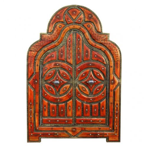 Marokkanischer Orientalischer Spiegel Handarbeit Kamel knochen Loudaya L Weiß
