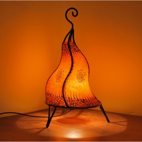 "Henna-Stehlampe""Cheval_40"" orange"