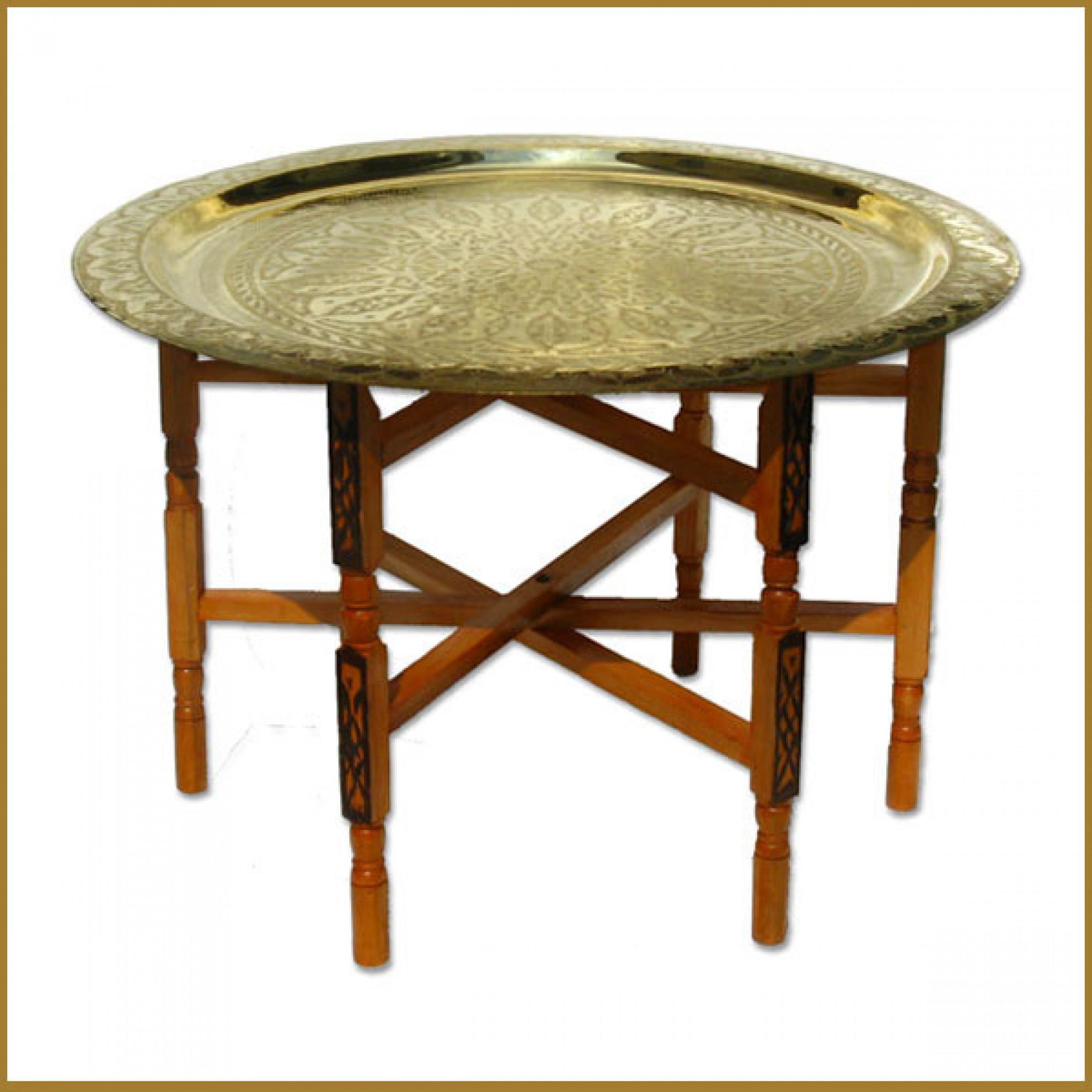 teetisch aus marokko 80cm. Black Bedroom Furniture Sets. Home Design Ideas