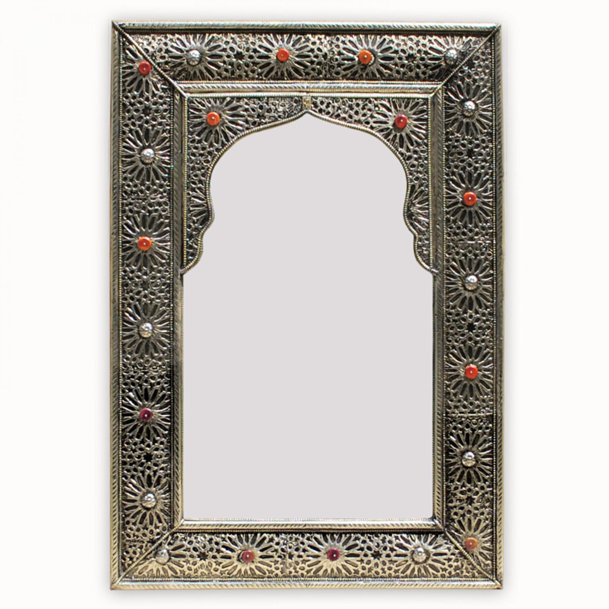 orientalischer spiegel marrakech h100cm. Black Bedroom Furniture Sets. Home Design Ideas