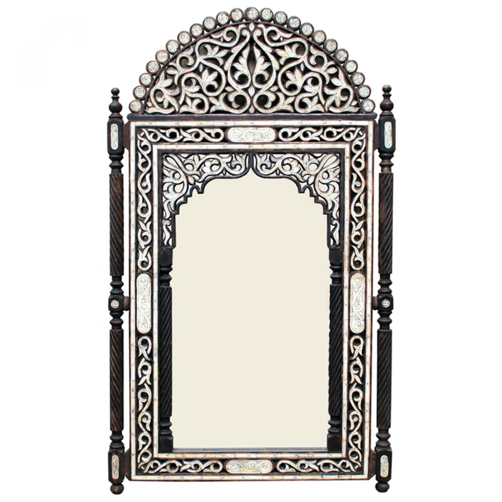 orientalischer spiegel palas h 197cm. Black Bedroom Furniture Sets. Home Design Ideas