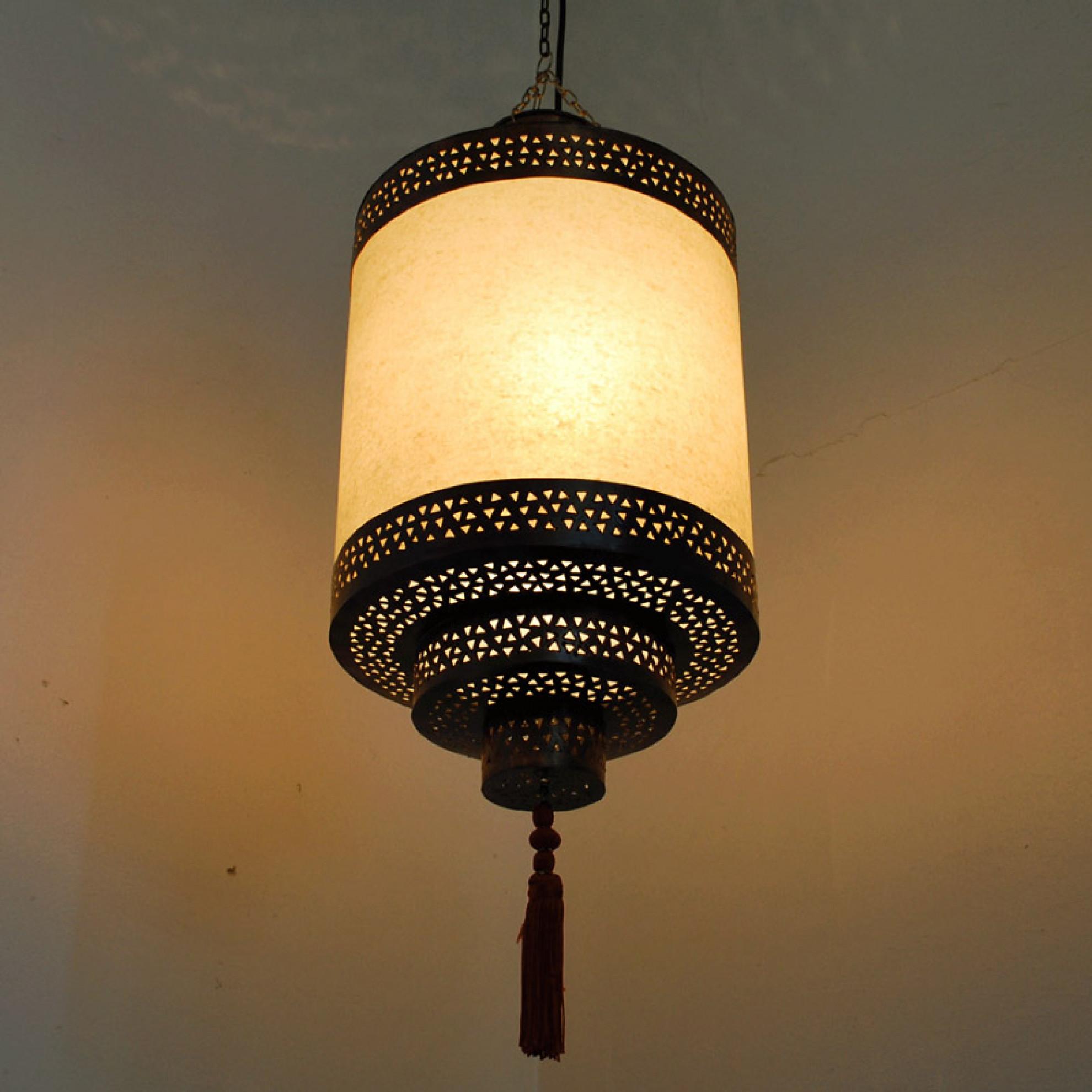arabische lampe koutoubia orange 120cm smash. Black Bedroom Furniture Sets. Home Design Ideas