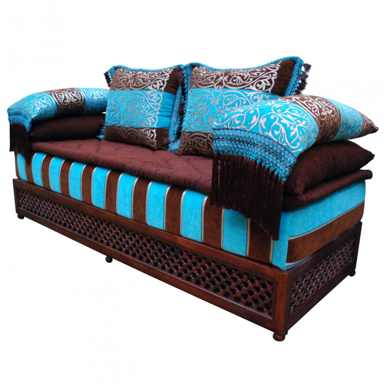 orientalische couch t rquasia. Black Bedroom Furniture Sets. Home Design Ideas