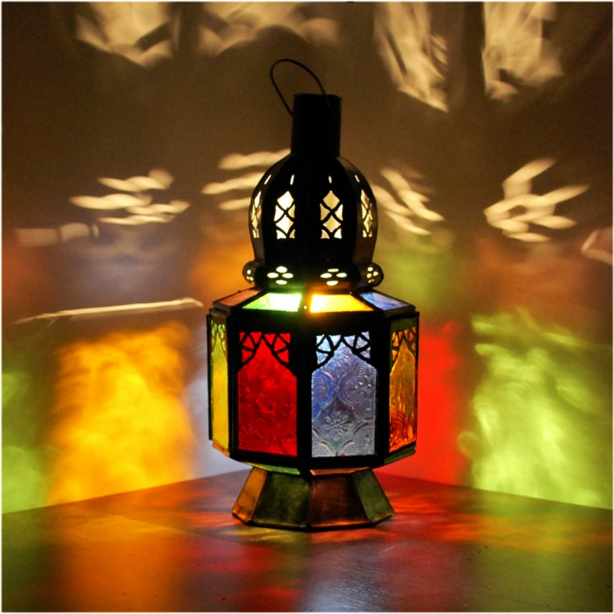 orientalische marokkanische laterne mwd. Black Bedroom Furniture Sets. Home Design Ideas