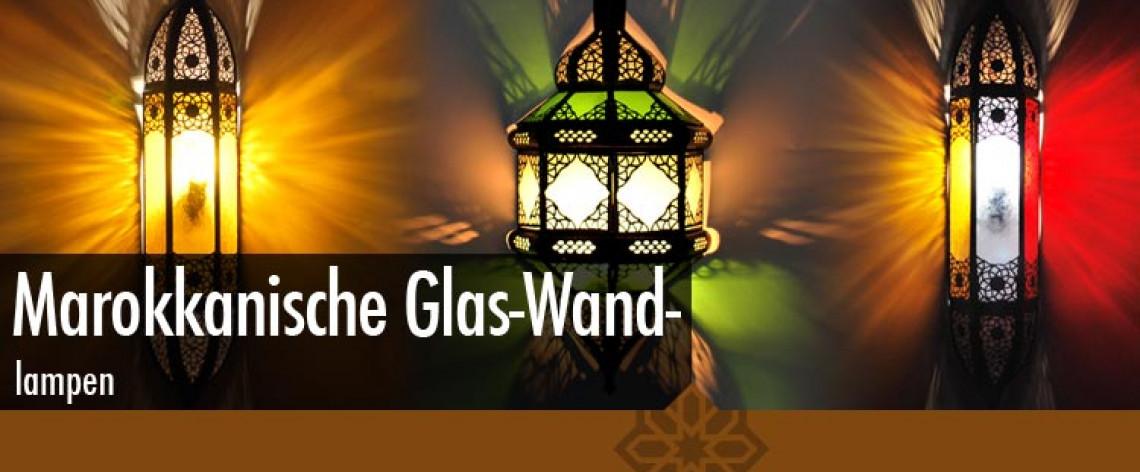 Orientalische wandleuchten glas metall l for Orientalische wandlampen metall
