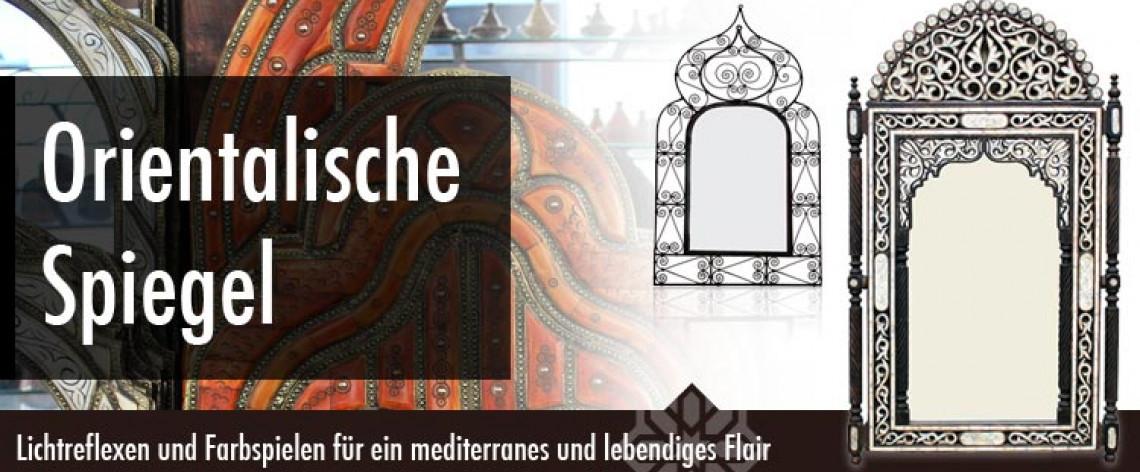 orientalische spiegel aus marokko l. Black Bedroom Furniture Sets. Home Design Ideas